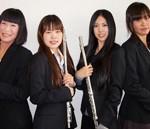 12月25日(土)フルート四重奏の調べコンサート