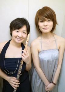 5月19日開催!フルートとピアノによるデュエットコンサート