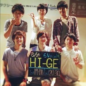 HI-GE(ハイジ)
