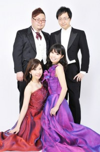 12月30日(日)開催!ヴォーカルグループとピアノのコンサート♪