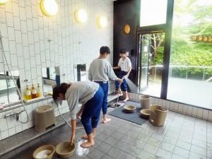 トライやる☆お風呂掃除