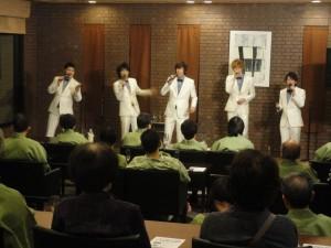 12月31日ロビーコンサート♪&カウントダウン☆
