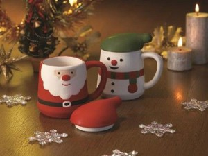クリスマスマグカッププレゼント