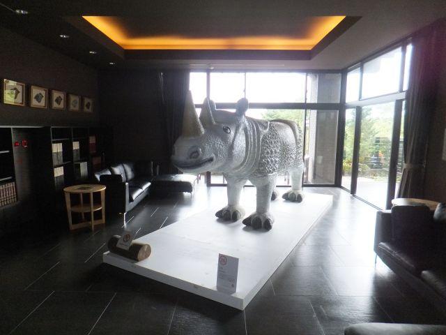 三沢厚彦さんの作品「Animal2010-01」