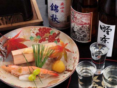 【地酒3種と地酒に合う逸品】兵庫・奥丹波の山名酒造の特選飲み比べセット付