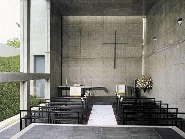 風の教会の内部☆