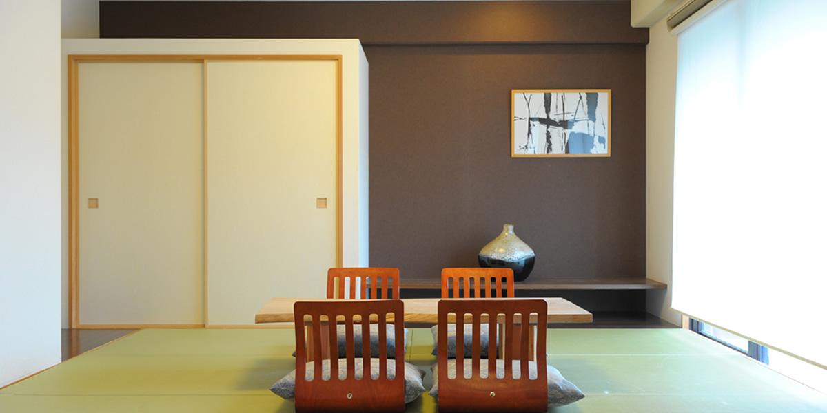 本日のお部屋~メープルツイン和洋室
