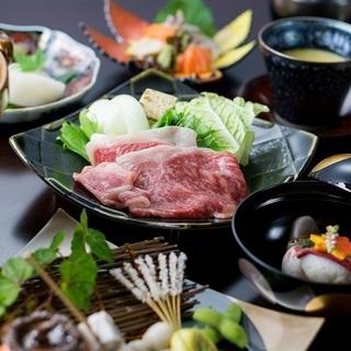 おすすめプラン~神戸牛をしゃぶしゃぶで楽しむ😍
