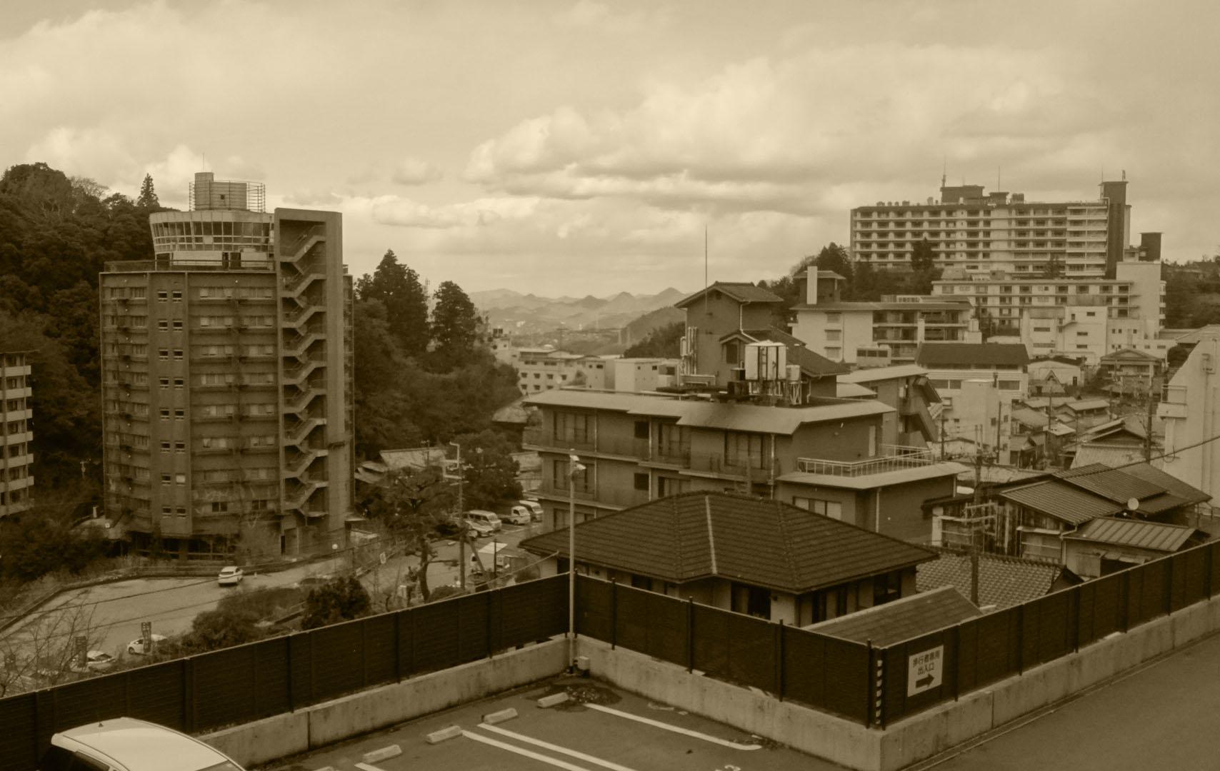 """Scenery of Arima ONSEN """"Arima's daily life0305"""""""