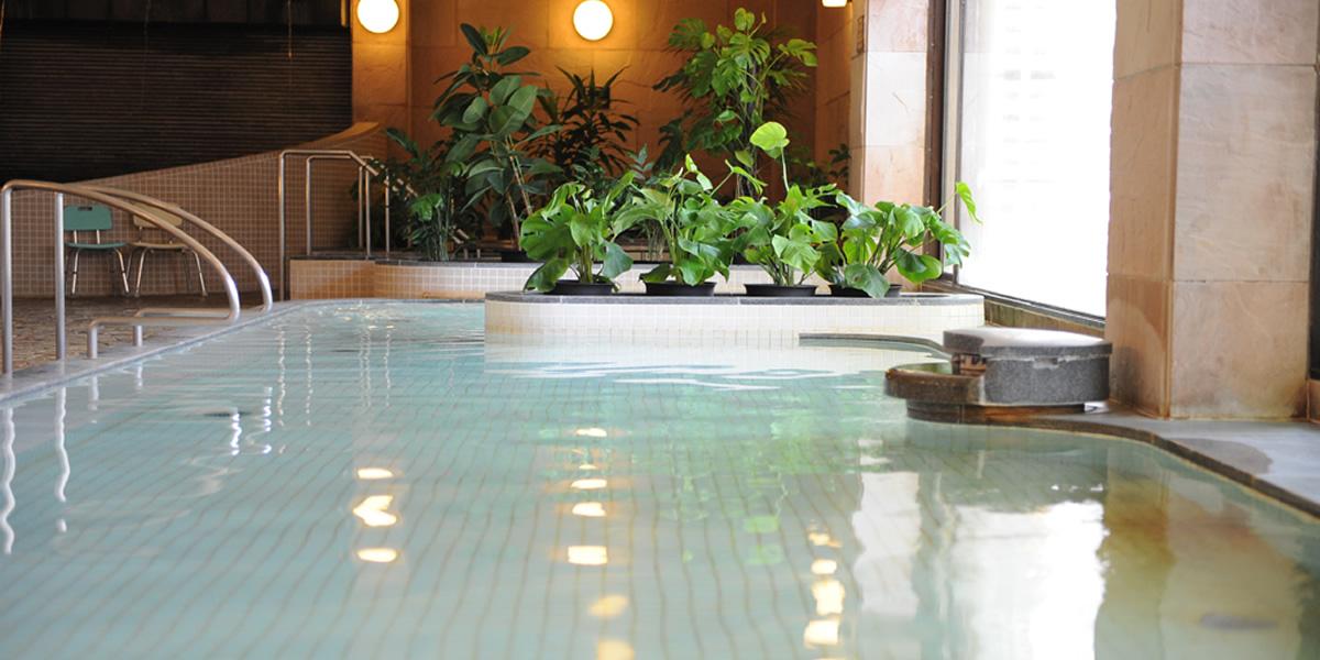 浴場だより♨ 豐壽の湯~全身浴