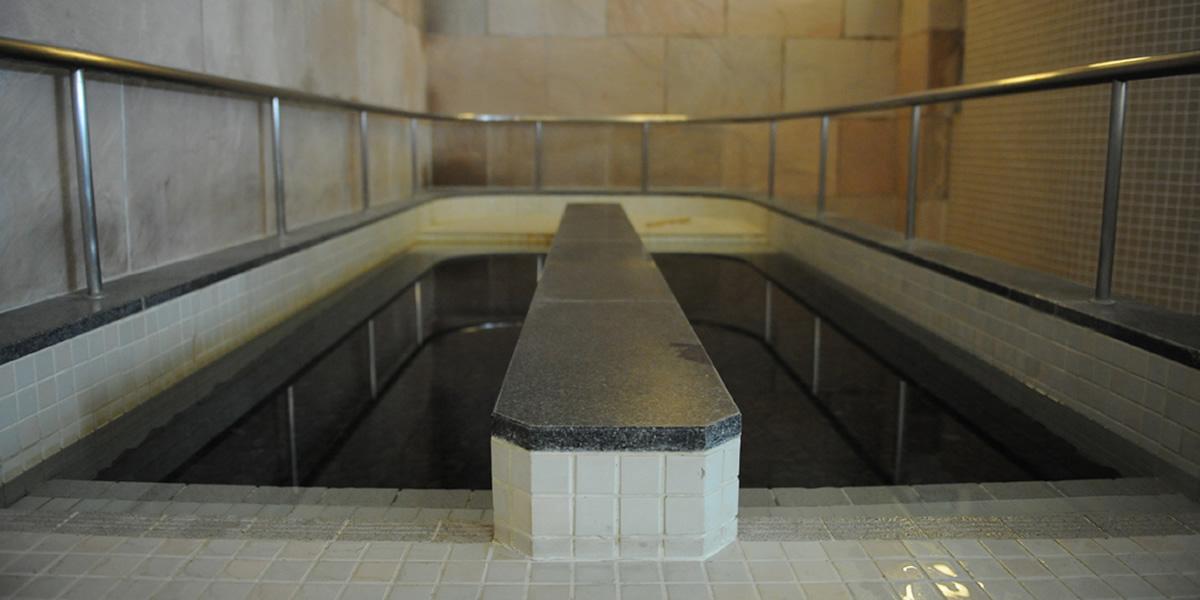 浴場だより♨ 豐壽の湯~歩行浴