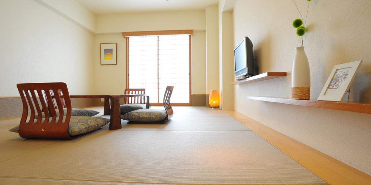 本日のお部屋~ メープル和室